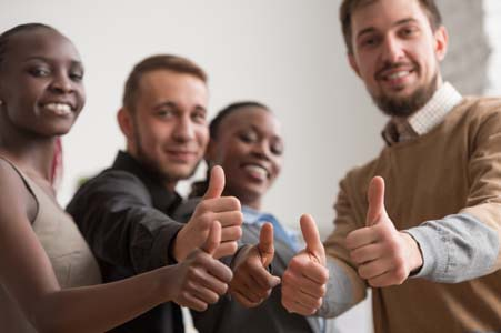 business-group-thumbs-up